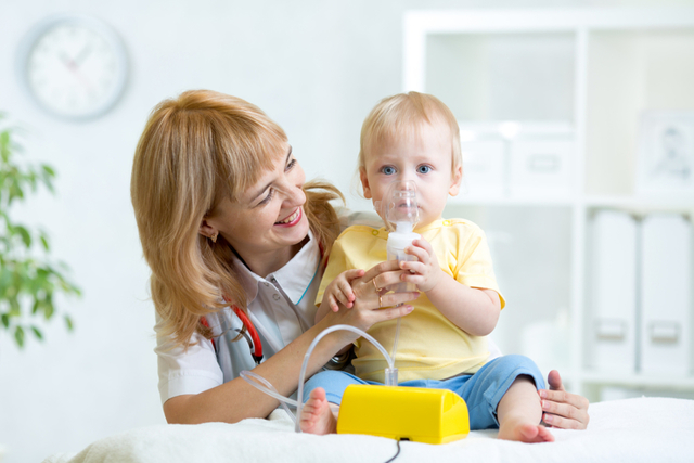 Острый обструктивный бронхит у детей