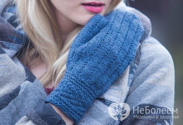 Аллергия на холод : причины, симптомы, диагностика, лечение