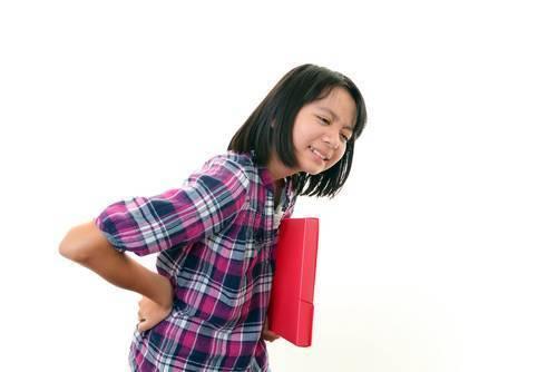 Боль в спине у детей