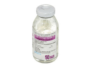 Калия хлорид : инструкция по применению