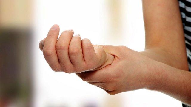 Фантомные боли в руках и ногах