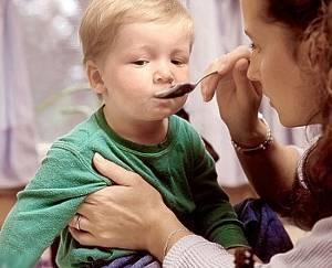 Кашель у ребенка с температурой