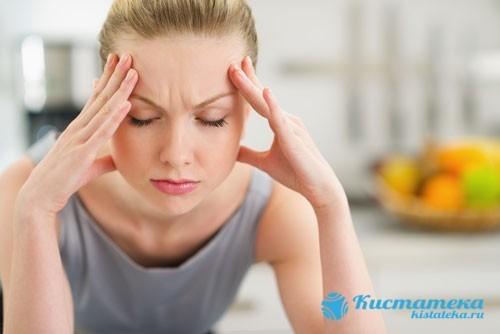 Киста правого яичника: симптомы, как лечить
