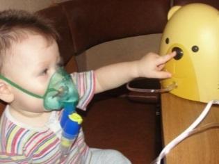 Кашель у ребенка без температуры