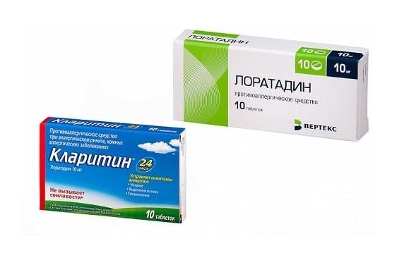 Препараты от аллергии для детей : инструкция по применению