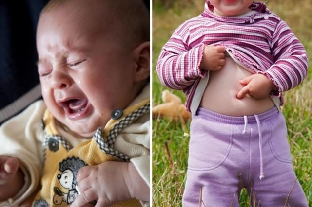 Боль в животе у детей : причины, диагностика, лечение