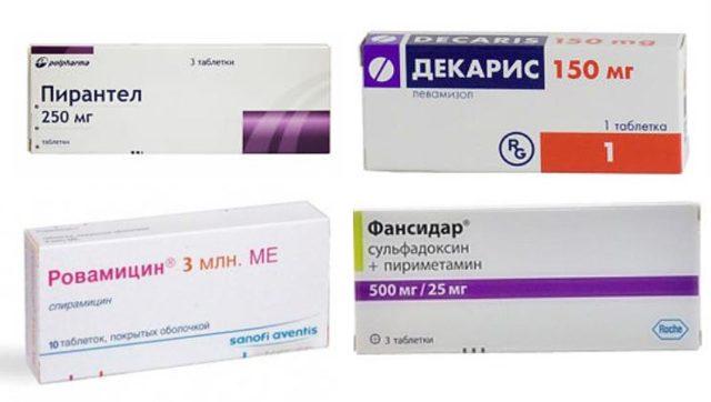 Токсоплазмоз - Лечение и профилактика