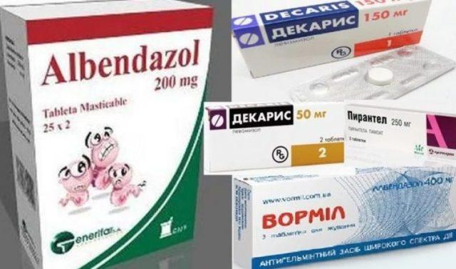 Описторхоз - Лечение и профилактика