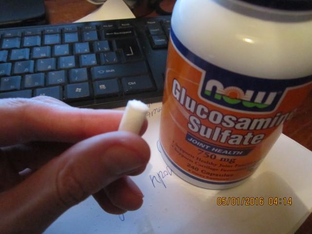 Сульфат глюкозамина : инструкция по применению