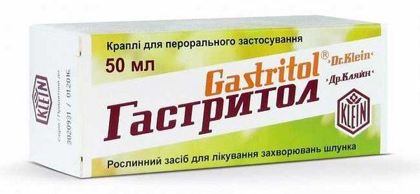 Гастритол : инструкция по применению