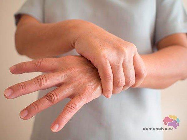 Болезнь Паркинсона - Причины и патогенез