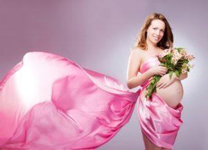 Выделения на поздних сроках беременности