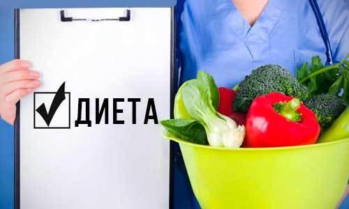 Диета при грыже : меню и рецепты