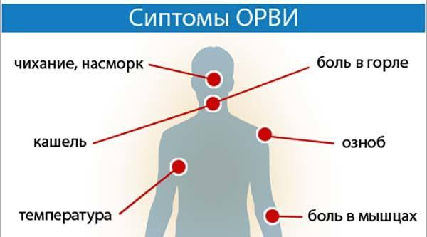 ОРВИ без температуры : причины, симптомы, диагностика, лечение