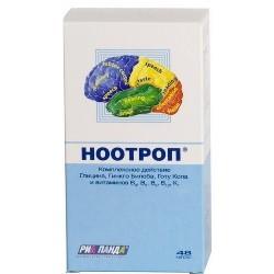 Ноотропы : инструкция по применению