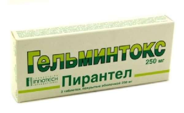 Таблетки от паразитов : названия и способы применения