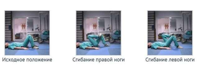 Лечебная физкультура при остеохондрозе пояснично-крестцового отдела позвоночника