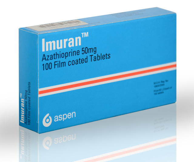Азатиоприн : инструкция по применению