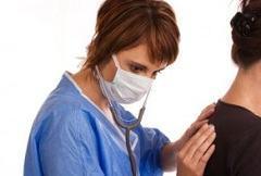 Аллергический трахеобронхит : причины, симптомы, диагностика, лечение