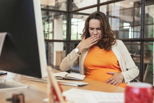 Горечь во рту при беременности