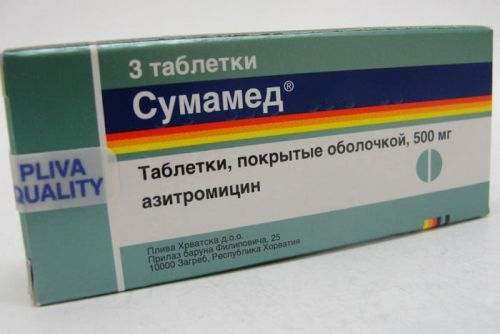 Антибиотики при лактации : инструкция по применению