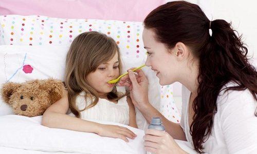 Вирус простого герпеса и болезни глаз у детей