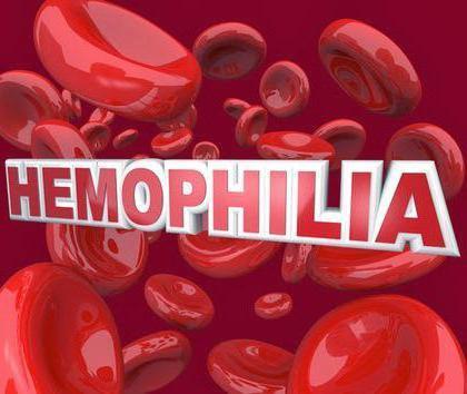 Гемофилия: причины, симптомы, диагностика, лечение