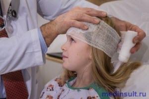 Опухоли головного мозга у детей