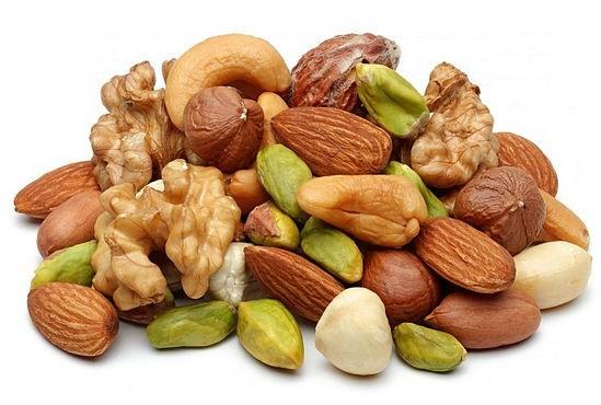 Аллергия на орехи : причины, симптомы, диагностика, лечение
