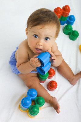 Раннее развитие детей до года