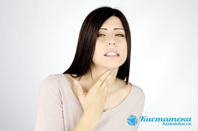 Кисты гортани: причины, симптомы, диагностика, лечение