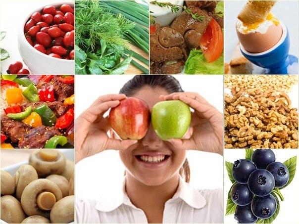 Как улучшить зрение с помощью витаминов?